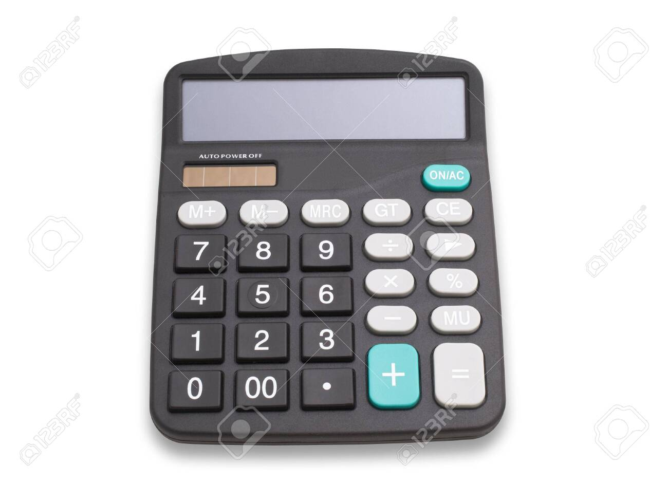 One isolated calculator Stock Photo - 6822345