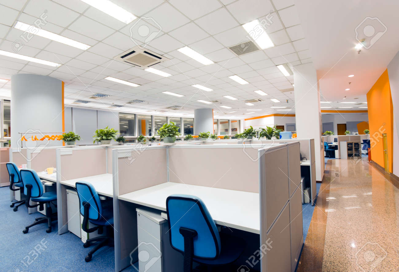 office work place Stock Photo - 17554460