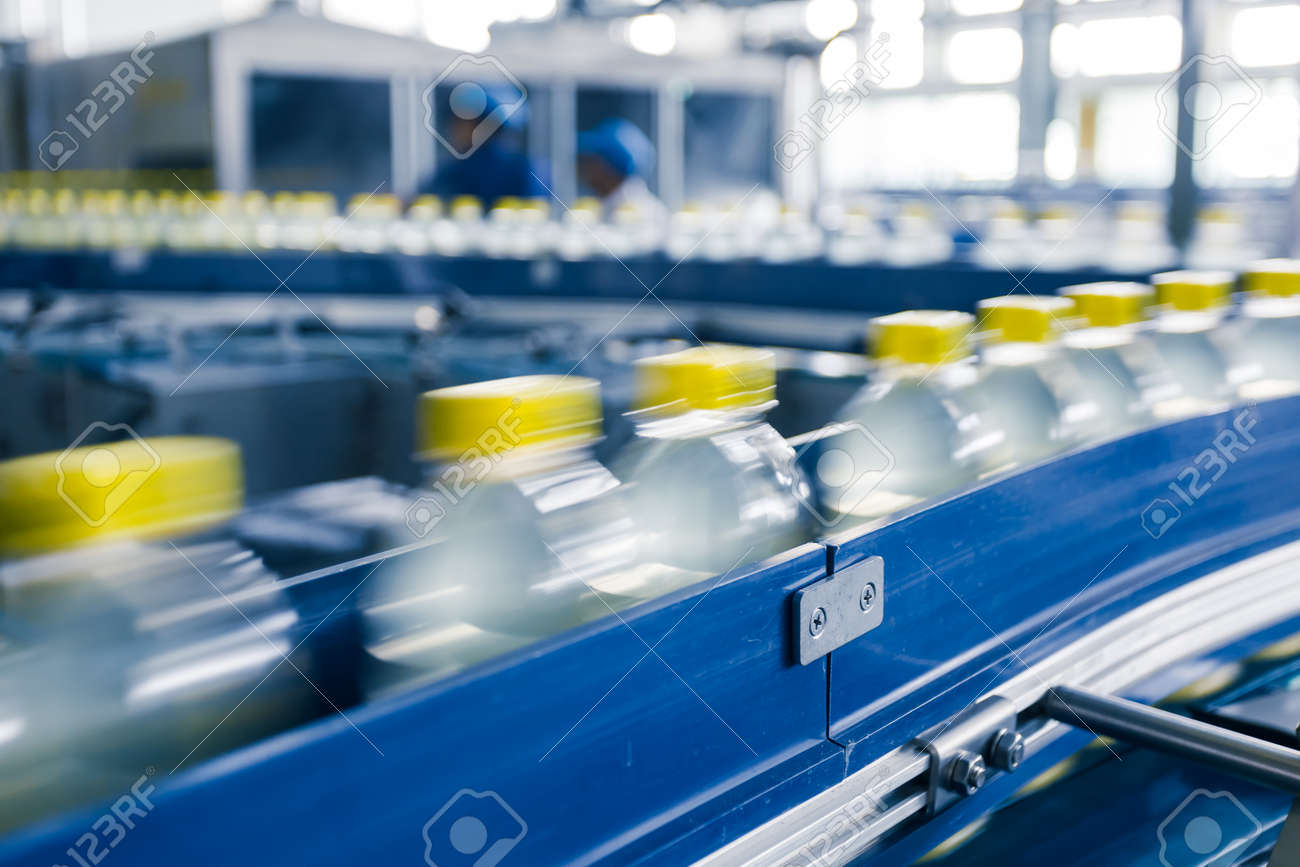 drinks production plant in China - 26546537