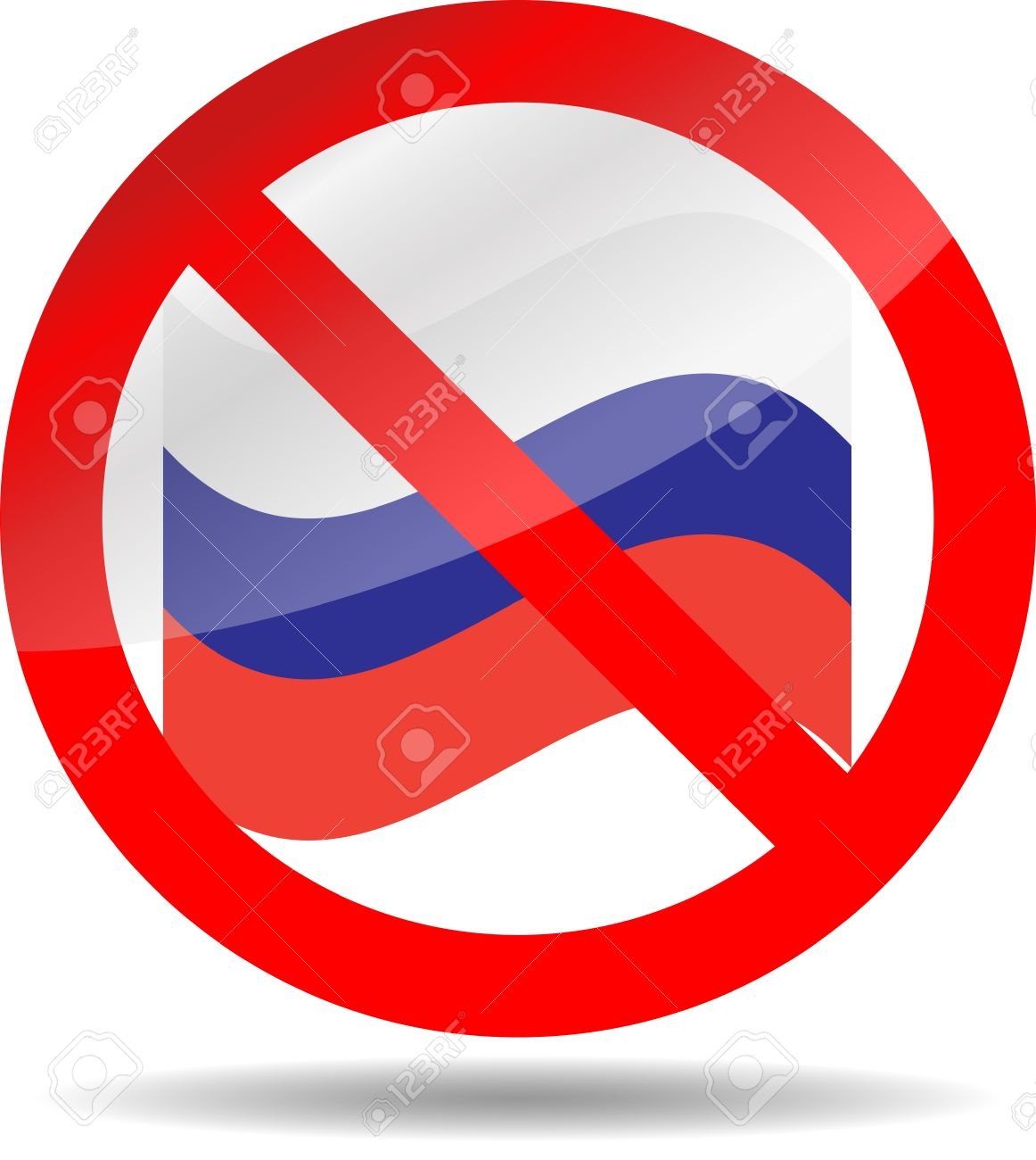 russian ban prohibition russia sanction and stop sign warning rh 123rf com stop sign graphics morrisville stop sign graphics morrisville
