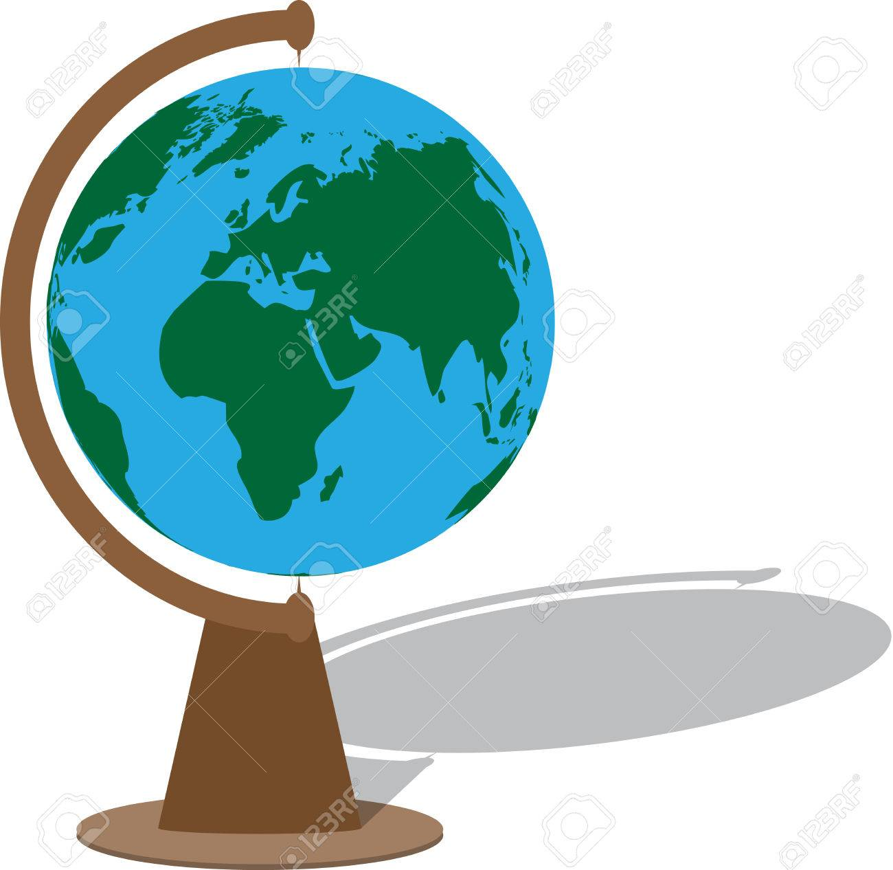 Globe with shadow globe planet sphere ball world earth map globe planet sphere ball world earth map geography gumiabroncs Choice Image