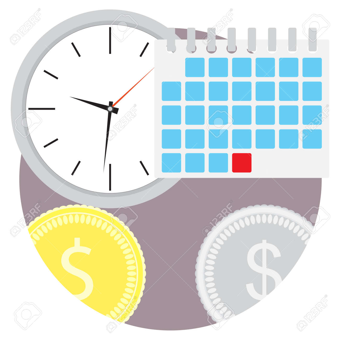 Budget Money Clipart