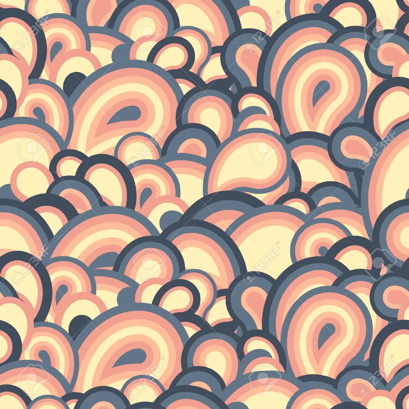 Seamless geometric pattern Stock Vector - 12763288