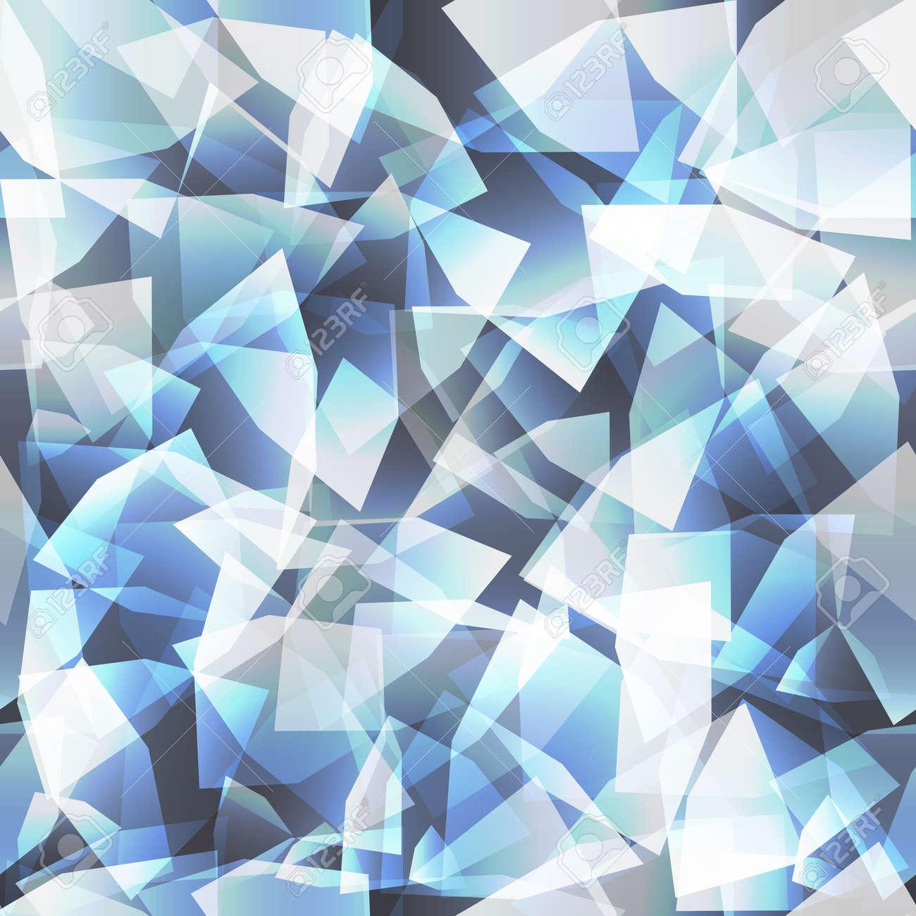 Diamond seamless pattern, vector illustration, eps10 Stock Vector - 15846834