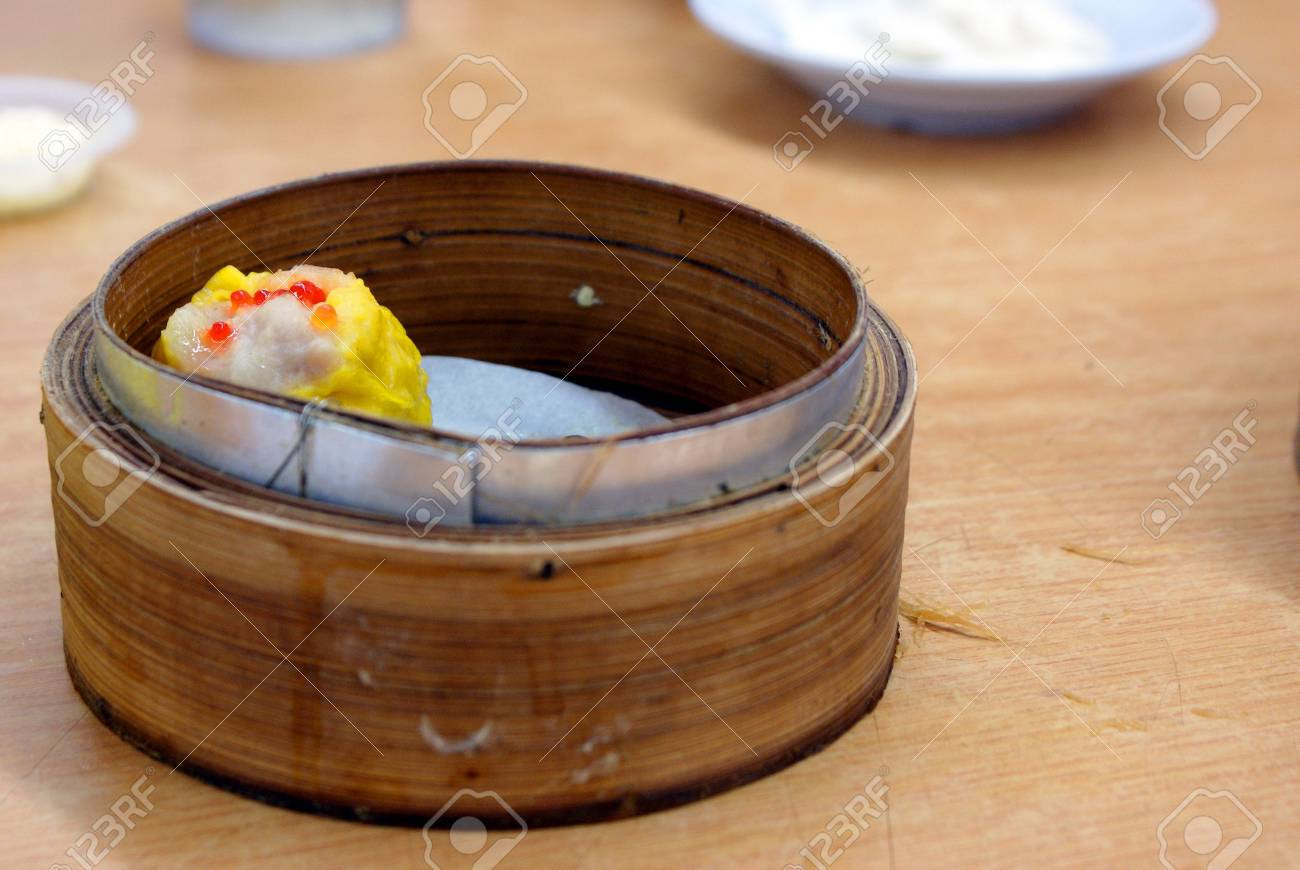 Chinese steamed dimsum Stock Photo - 4223711