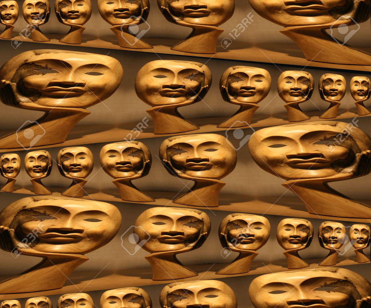 Many Faces Stock Photo - 1156699