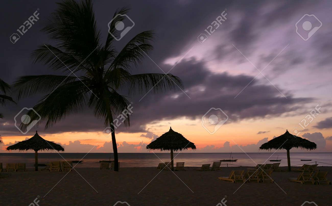 African Coastline Stock Photo - 3096238