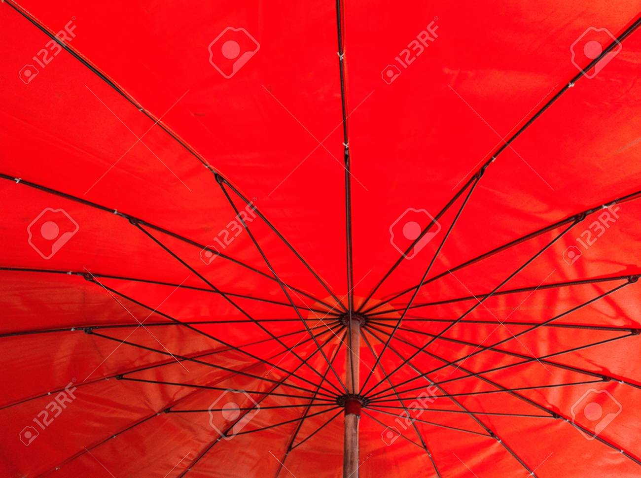 Umbrella Pattern Interesting Decorating Design
