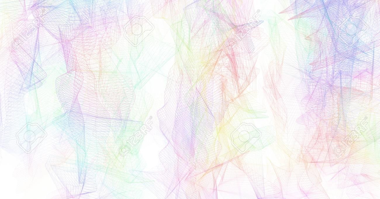 Spektrum Farbe Draht Hintergrund Lizenzfreie Fotos, Bilder Und Stock ...