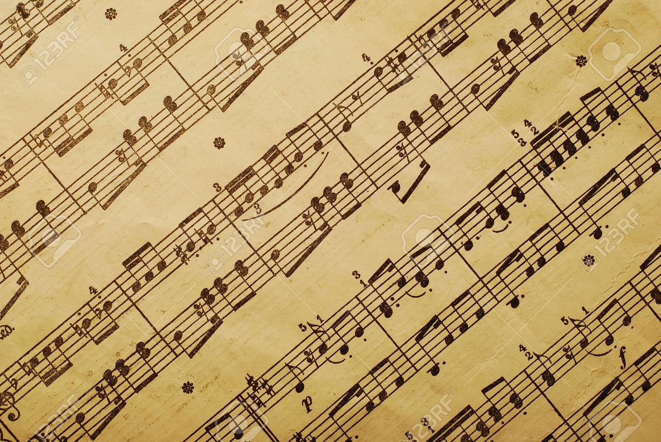 music Stock Photo - 6531897