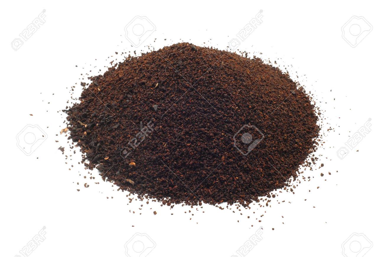 plantas de té negro Foto de archivo - 8766507