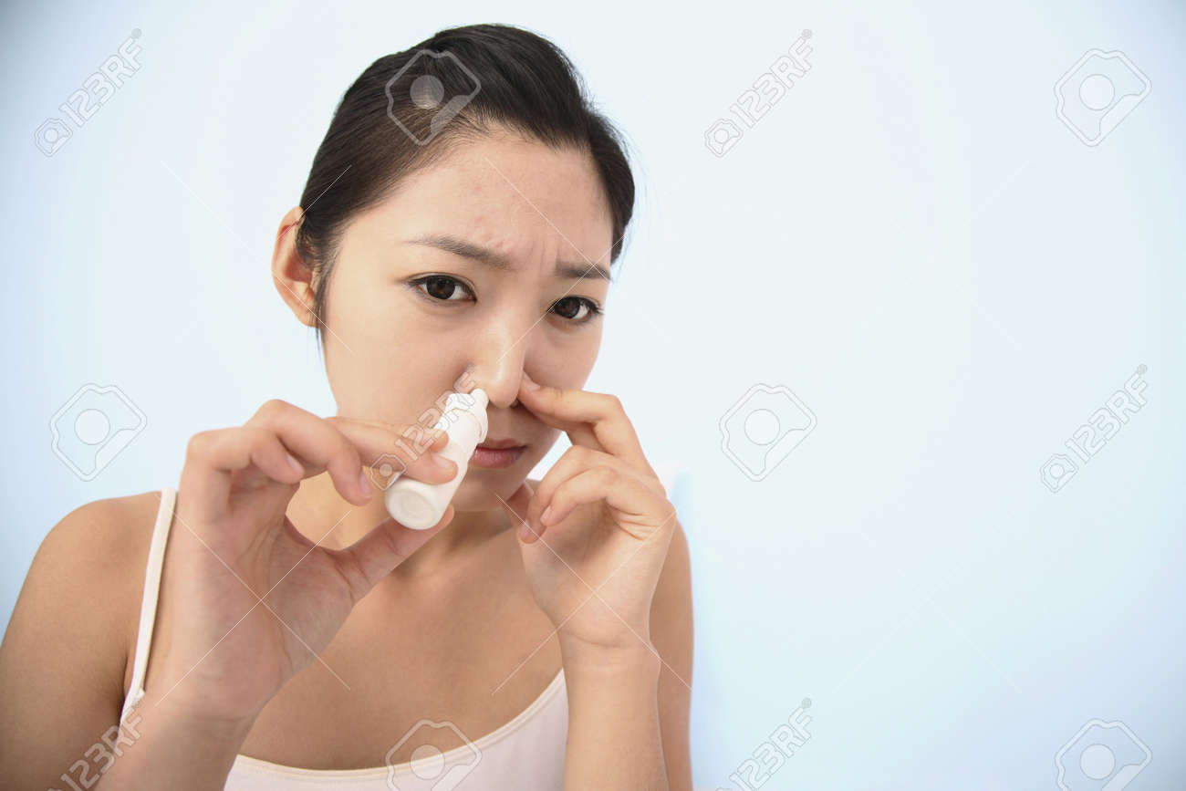 What are needed drops in the nose with an antibiotic for sinus 3