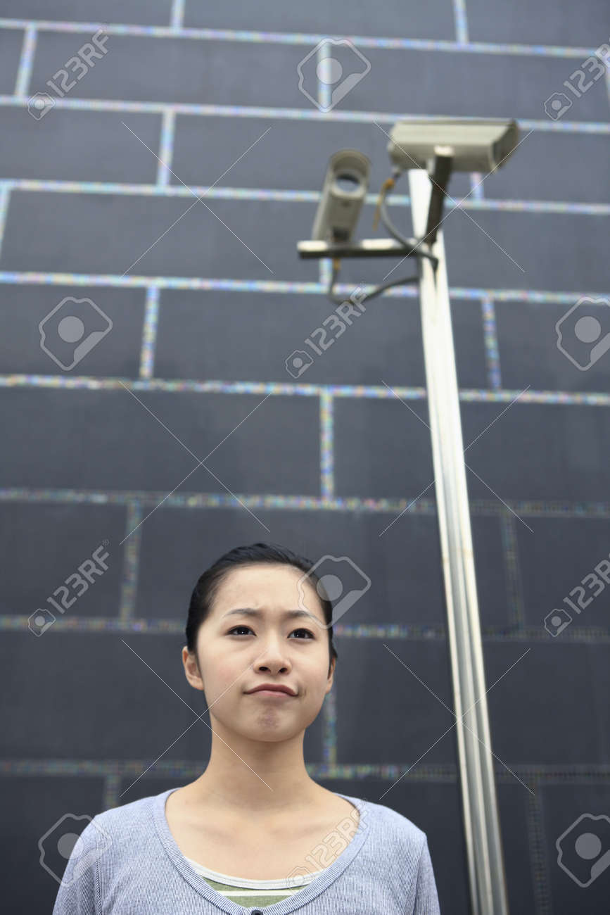 Woman looking confused Stock Photo - 10295547