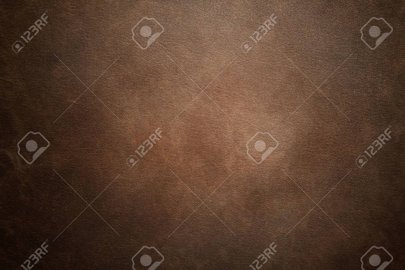 Brown leather texture Stock Photo - 45320684
