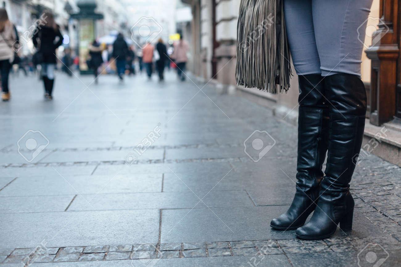 stivali da donna shopping