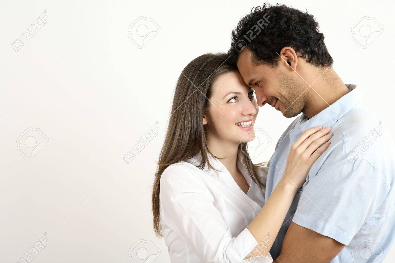 Man and woman embracing Stock Photo - 2966246