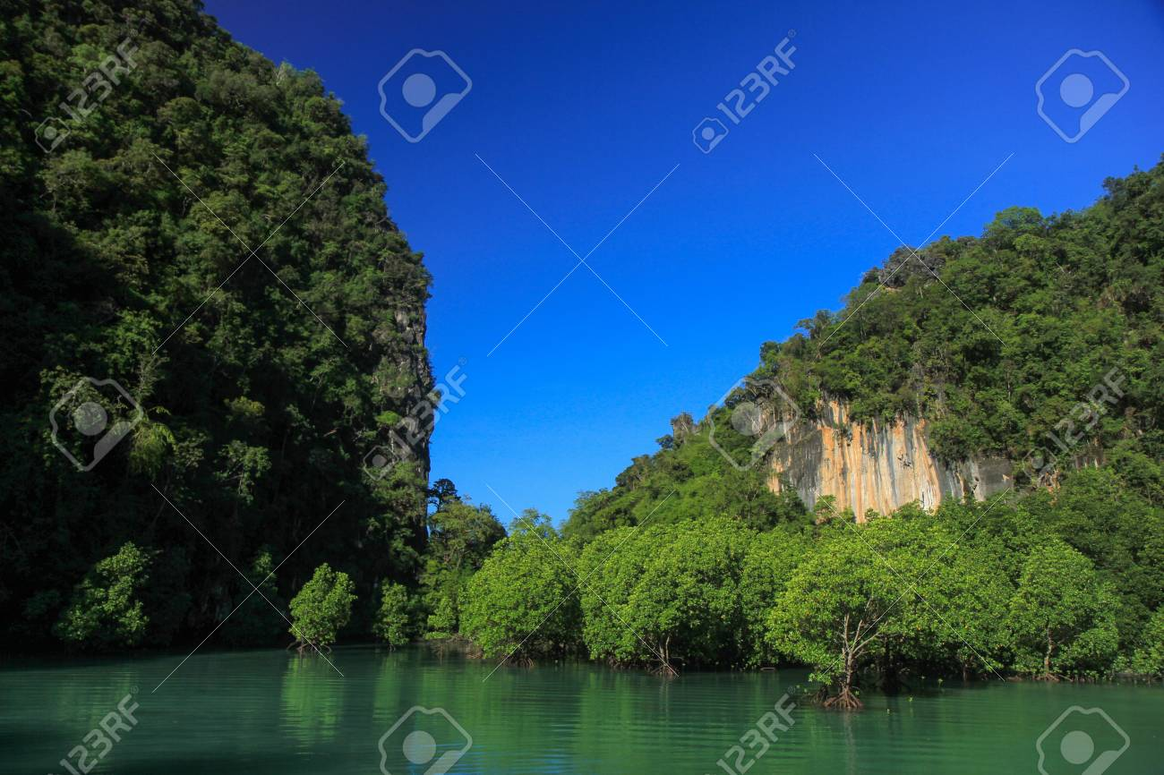 island,  south of thailand Stock Photo - 16193589