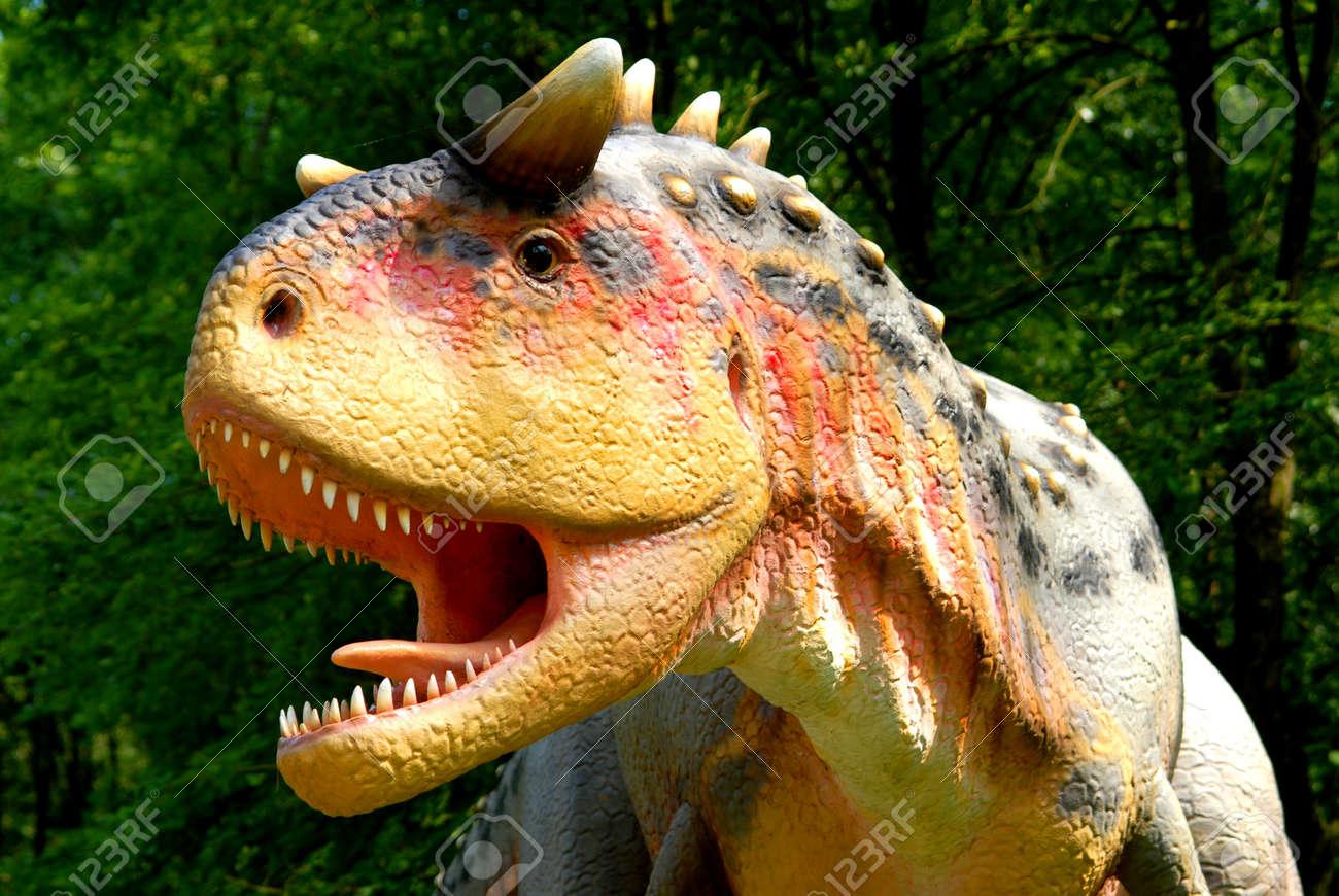 Carnotaurus Jurassic Park