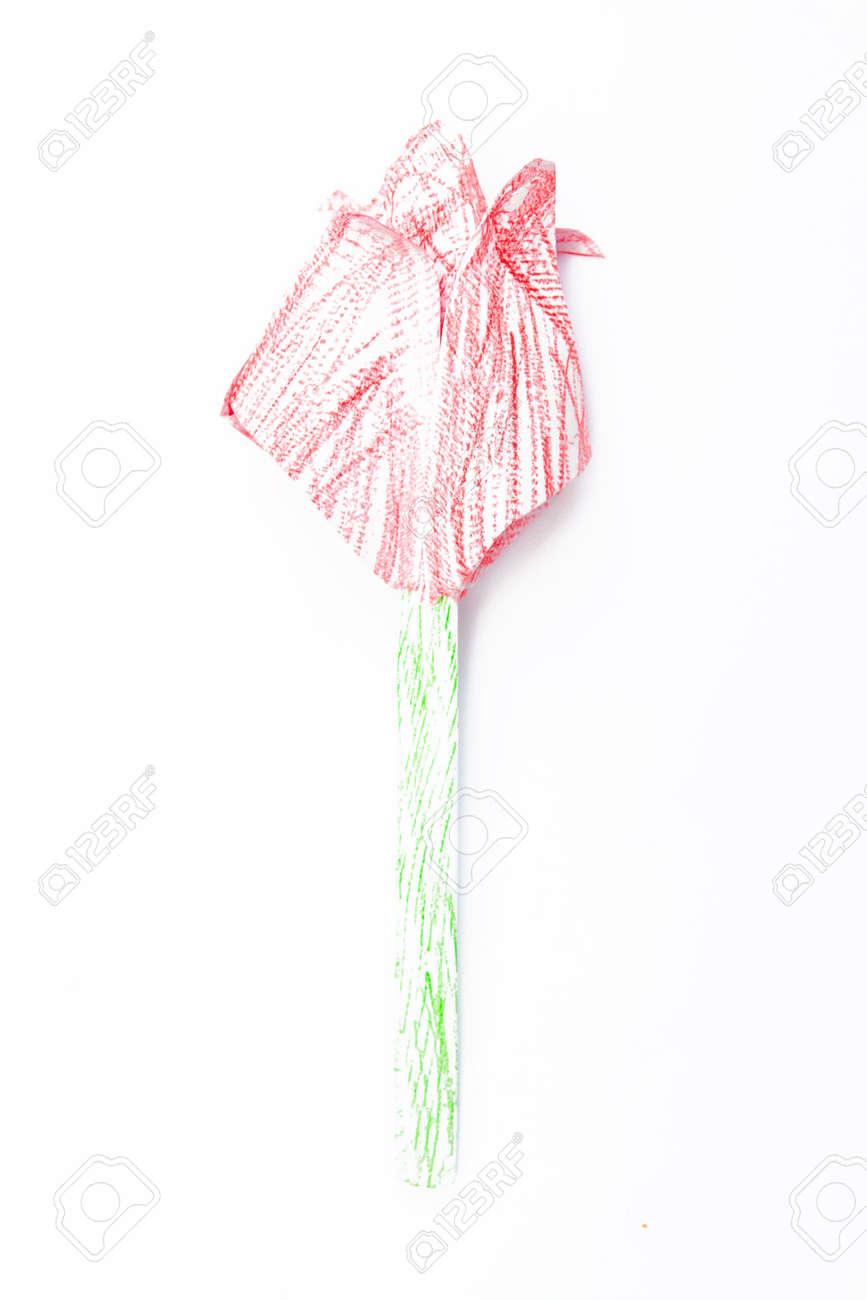 Origami tulip Stock Photo - 6285311