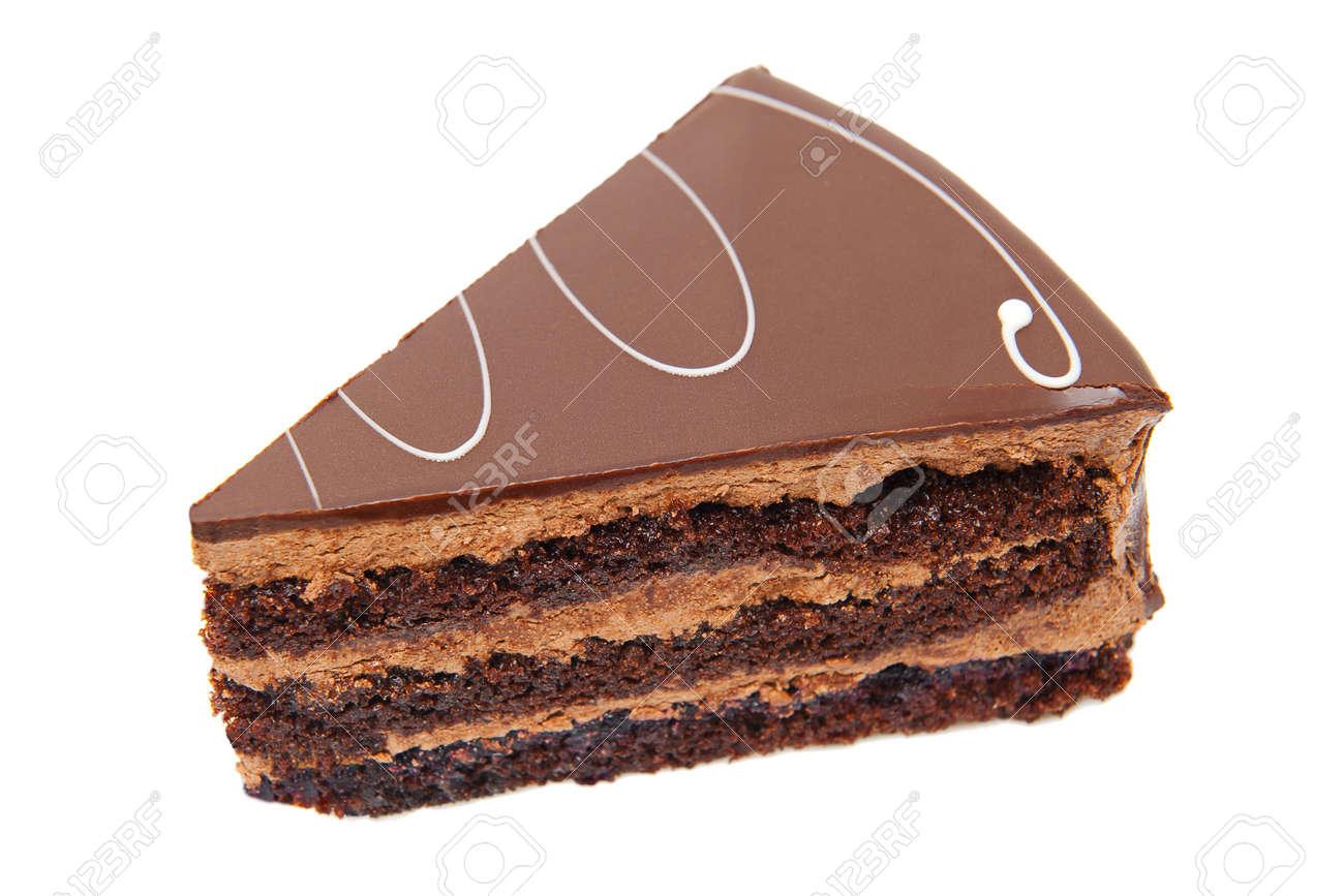 Chocolate cake Stock Photo - 12946644
