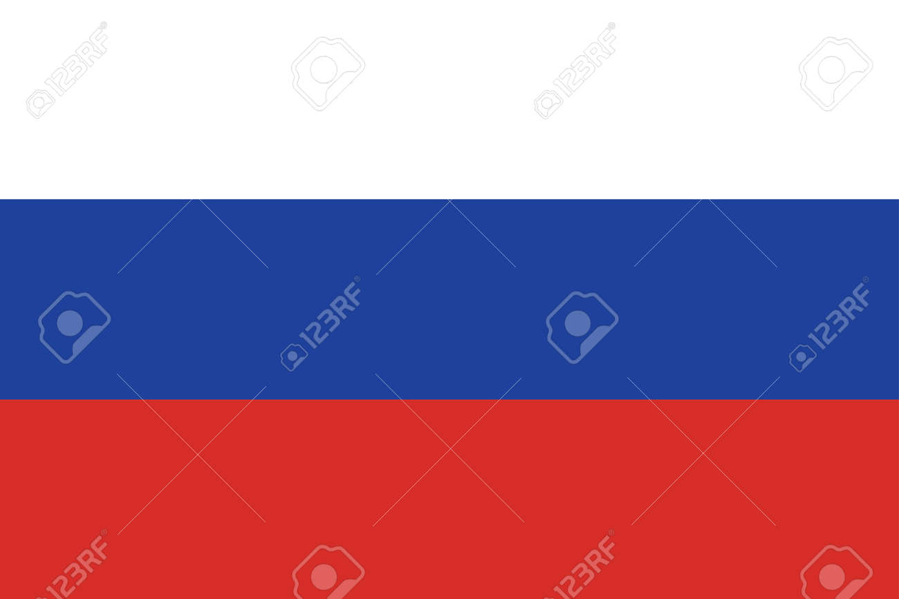 Flag of Russia Stock Vector - 16159582
