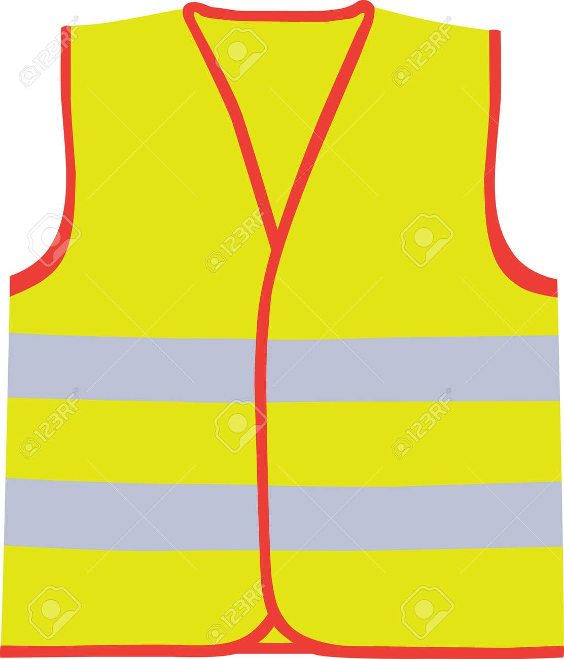 Safety vest - 17498336