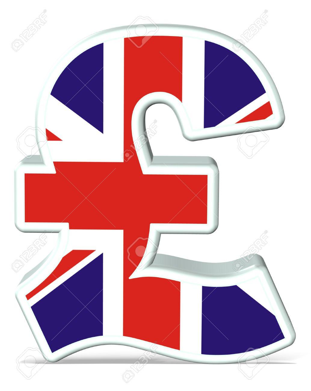 3d british pound sterling with union jack flag stock photo 3d british pound sterling with union jack flag stock photo 5486163 buycottarizona