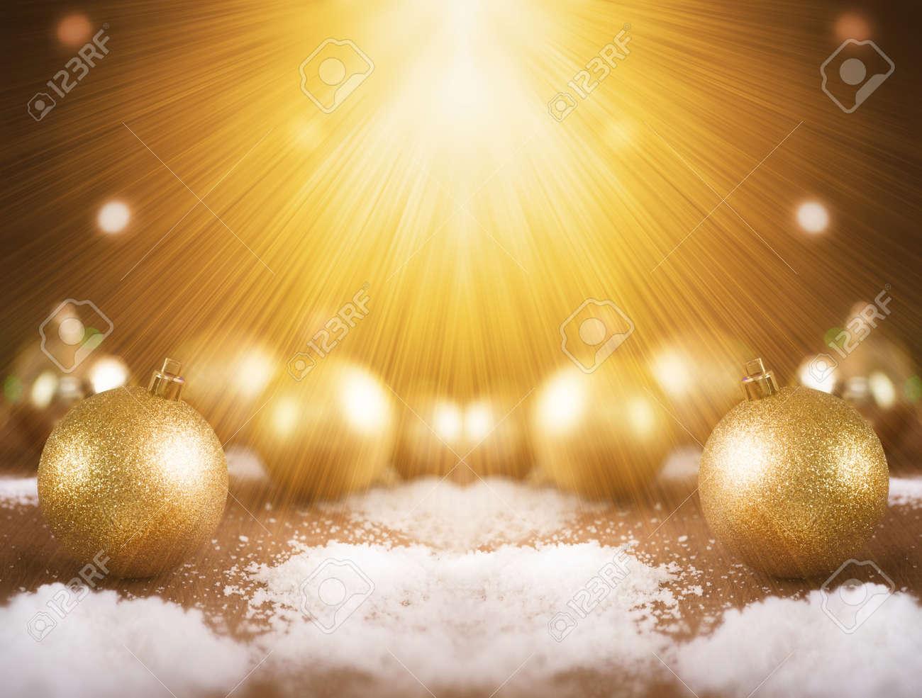 Sfondi Natalizi Oro.Sfondo Di Natale Oro Per La Pubblicita E La Progettazione Grafica