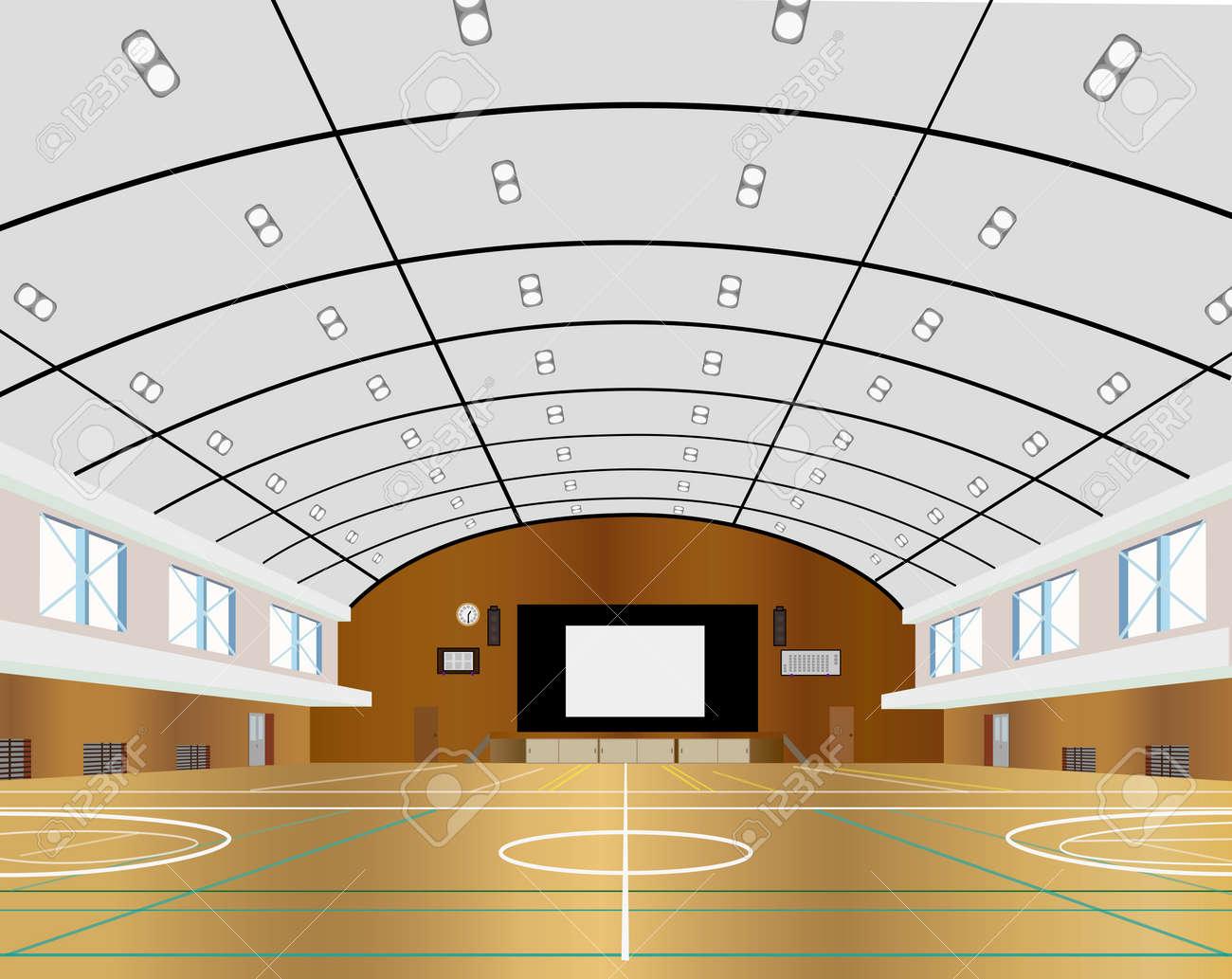 gymnasium - 55995902
