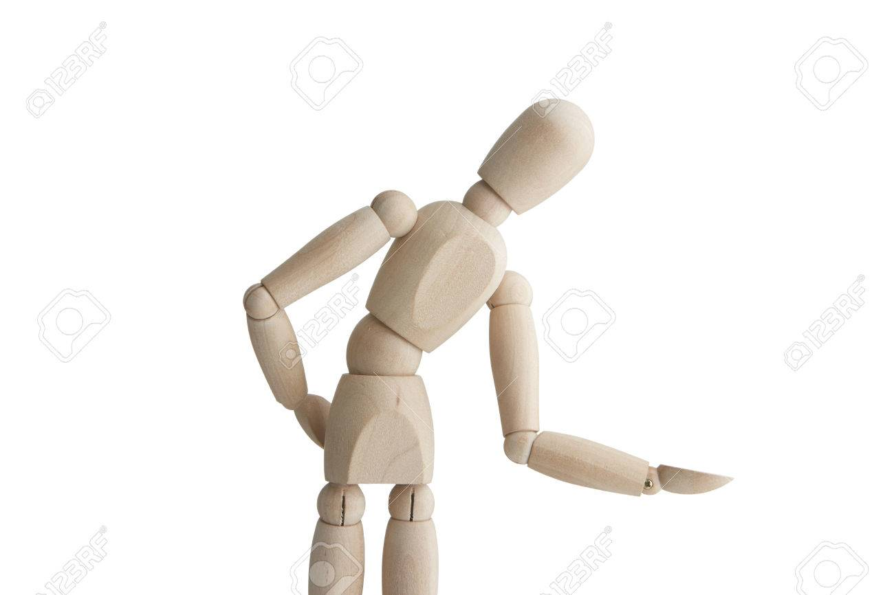 wooden mannequin with welcome pose stock photo picture and royalty