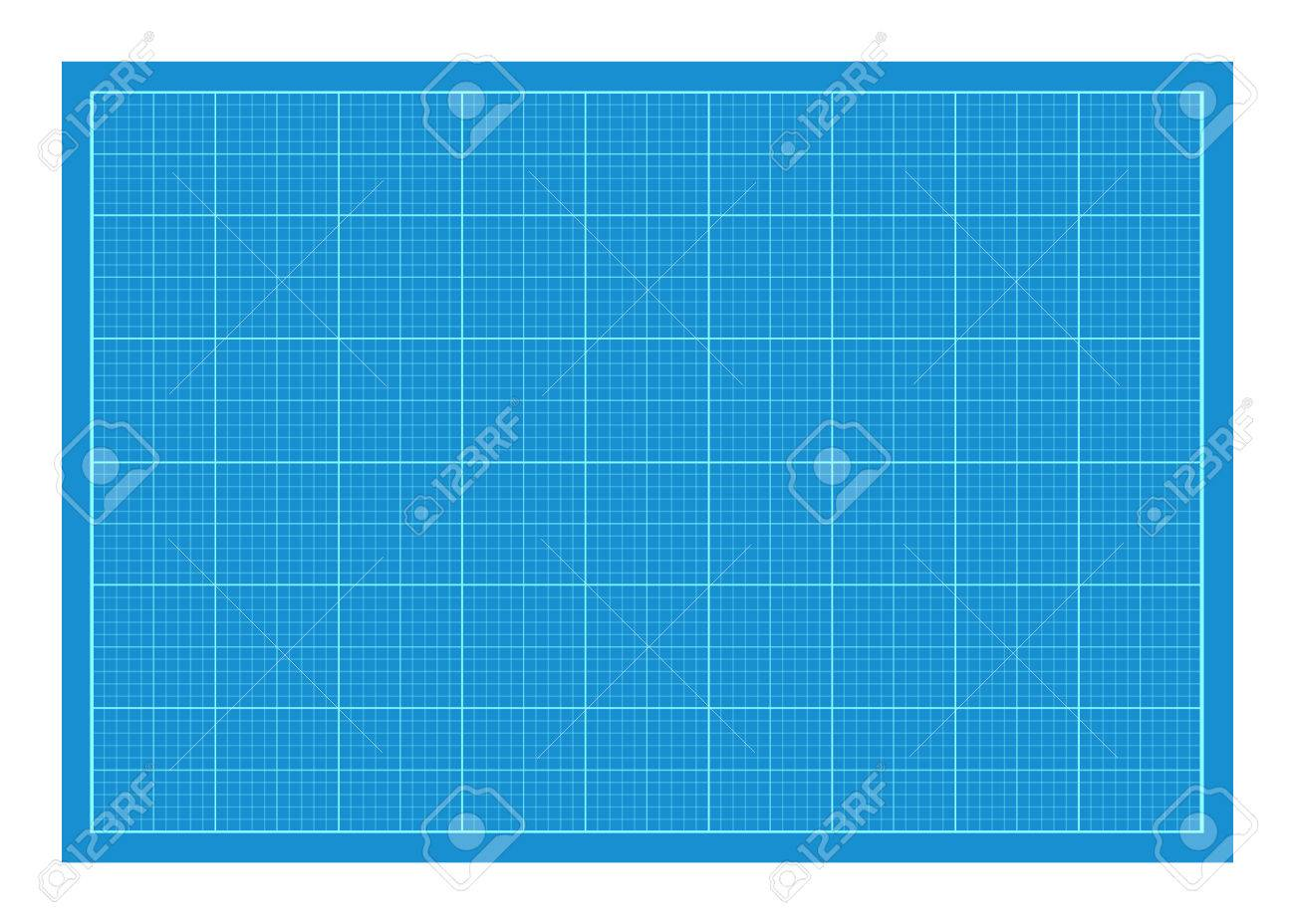 Sheet of blueprint paper royalty free cliparts vectors and stock sheet of blueprint paper stock vector 25740034 malvernweather Images