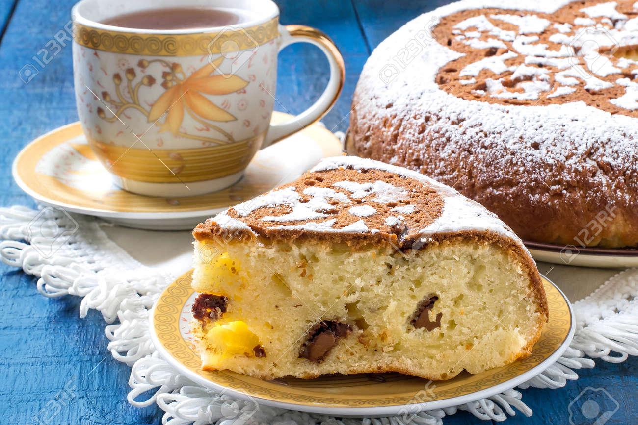 Backen Im Multikocher Kostlicher Selbst Gemachter Kuchen Mit