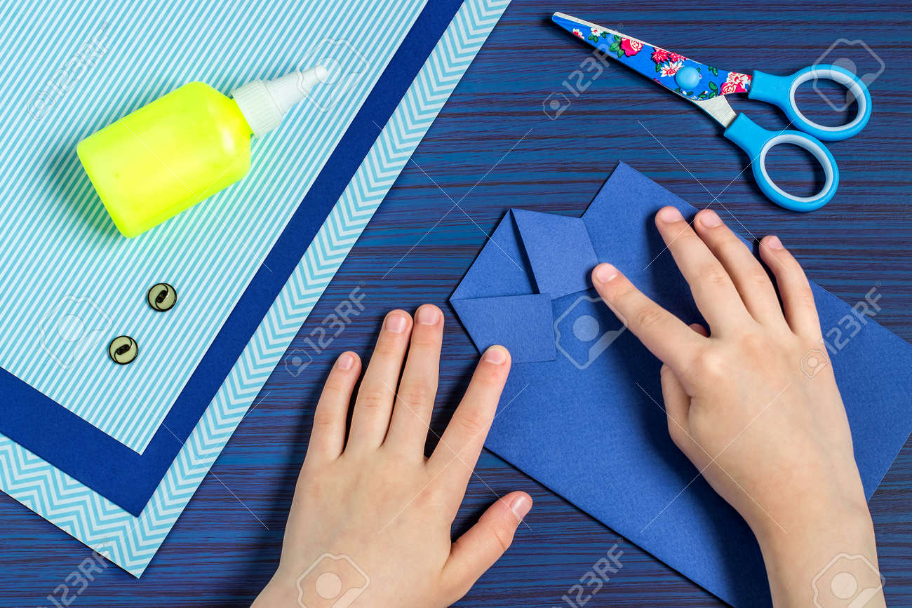 How To Make Greeting Cards For Childrenu0027s Day Handmade Children