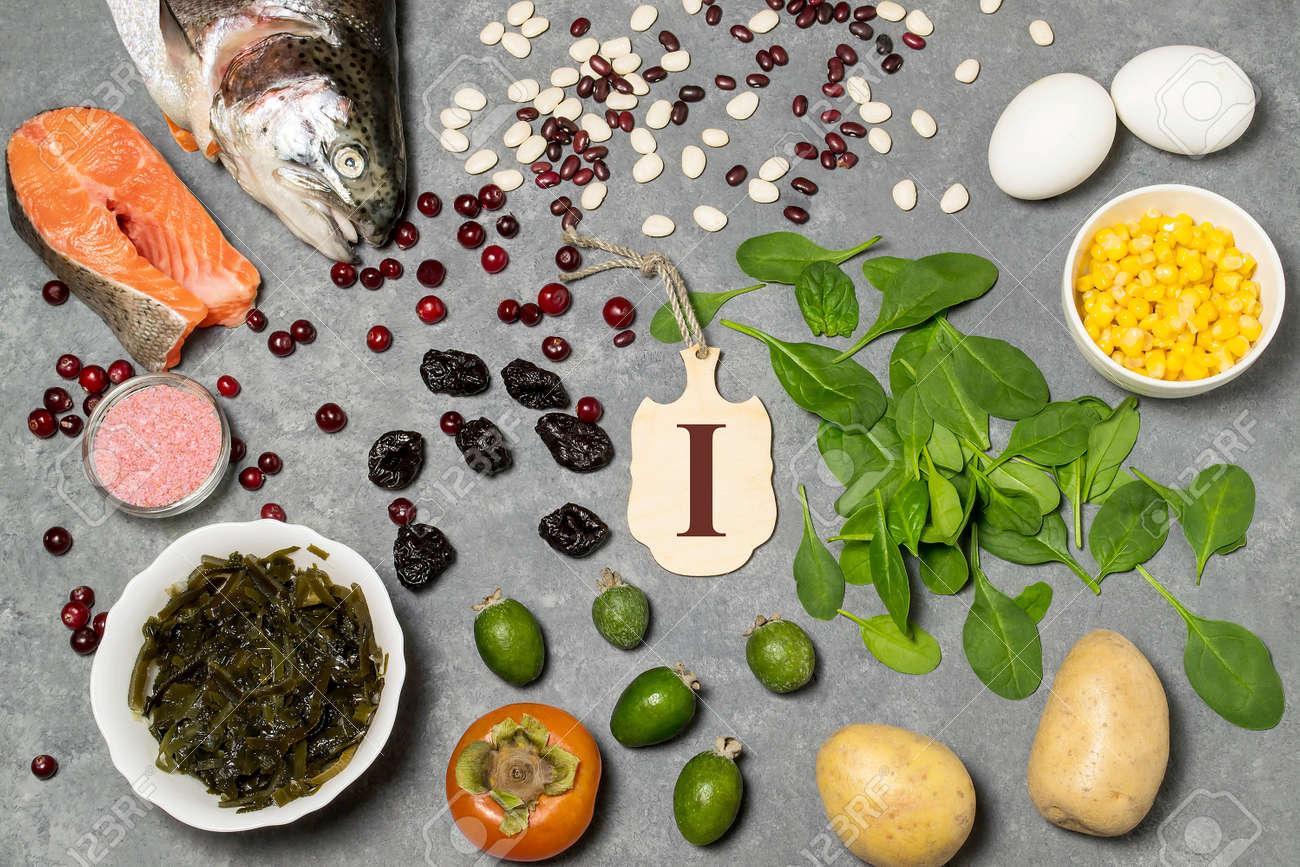 Tabla de alimentos para una dieta equilibradado