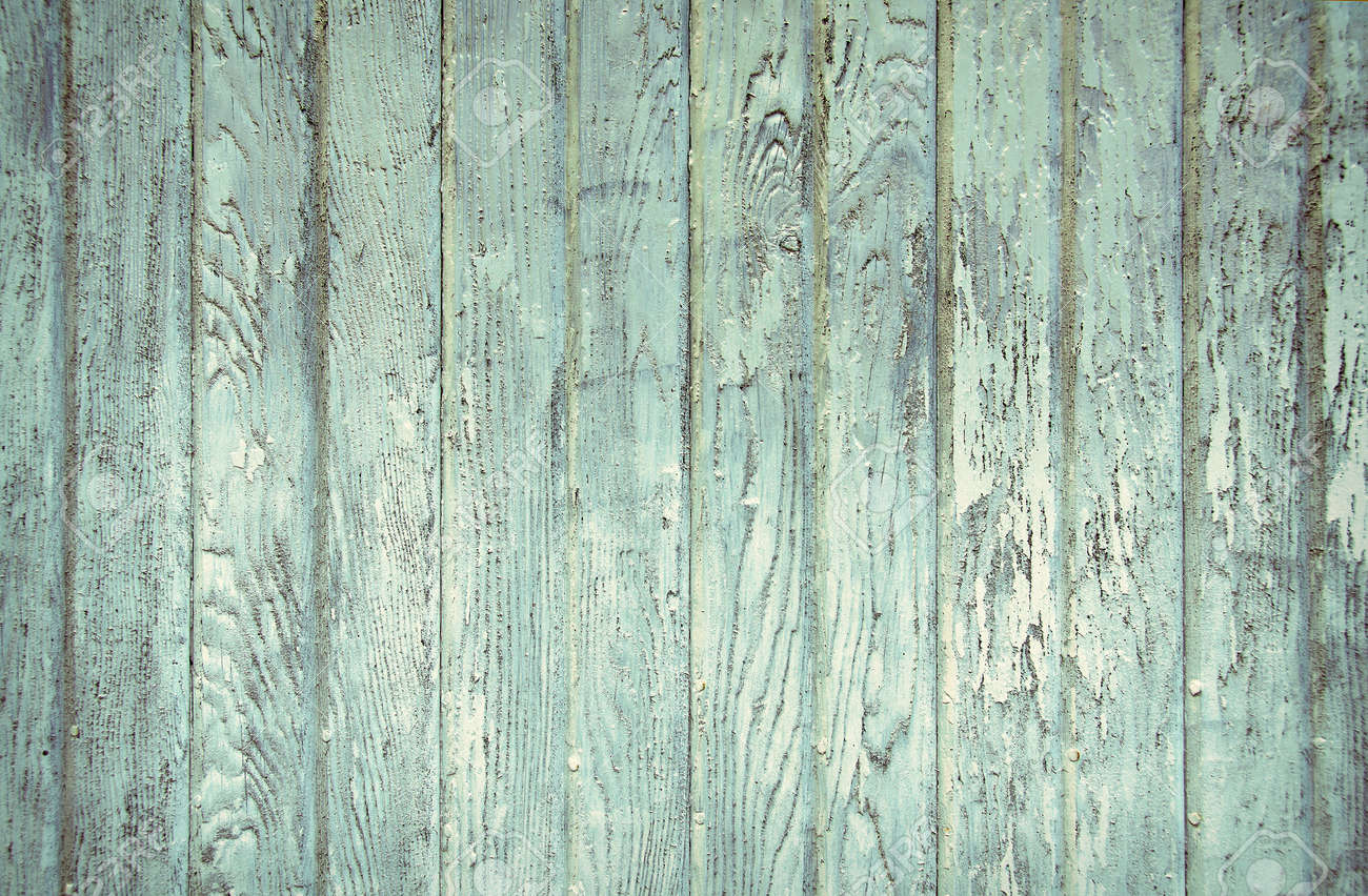 Barn Wood Background faded turquoise painted barn wood background stock photo, picture