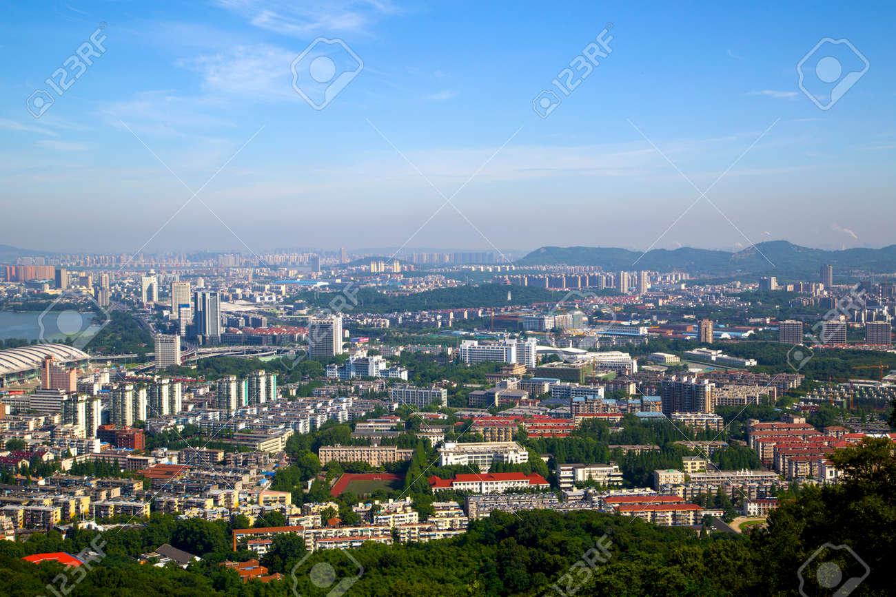 南京市の風景を見る ロイヤリテ...