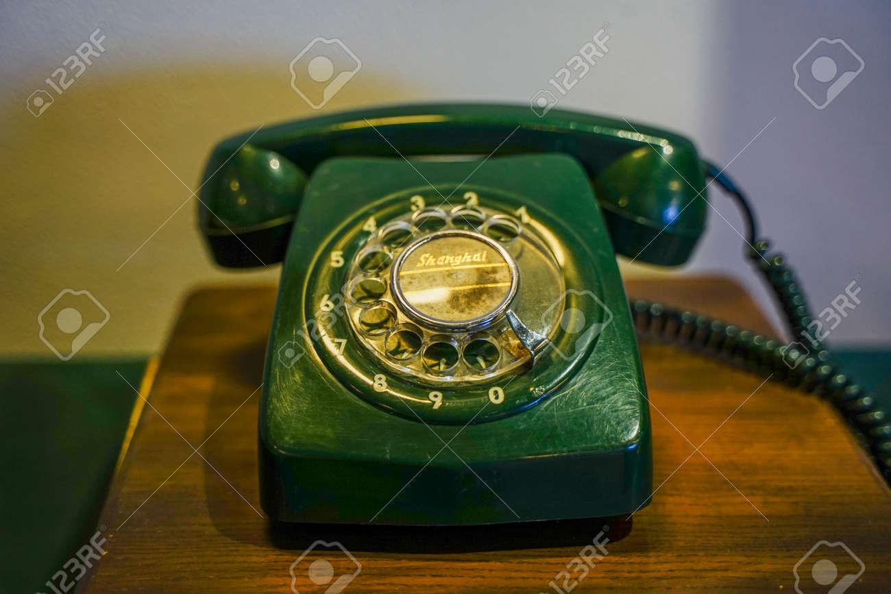 Vintage pulsator roulette phone - 165921033