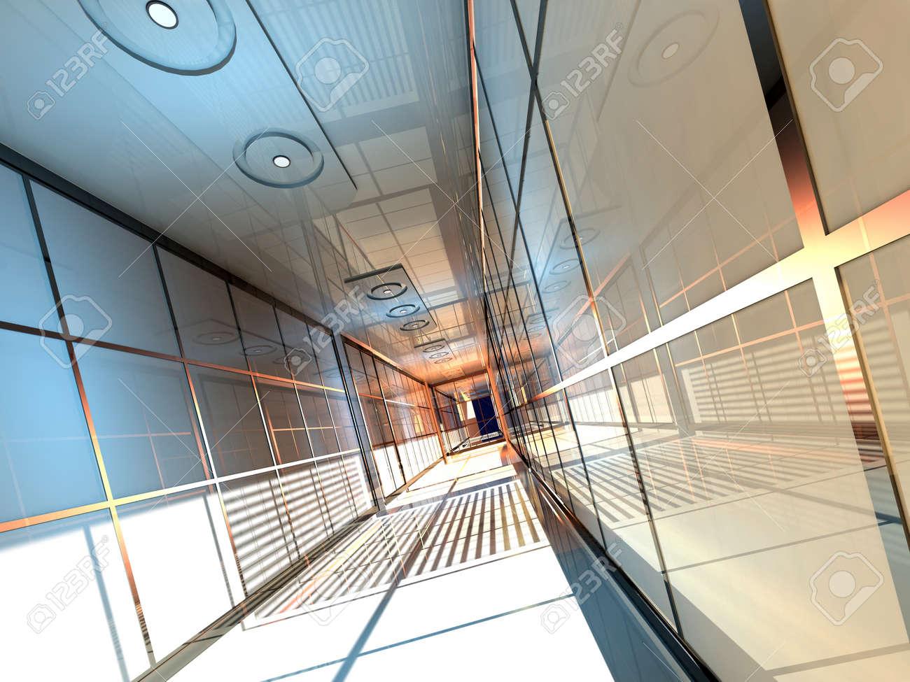 L intérieur d un bureau moderne banque d images et photos libres