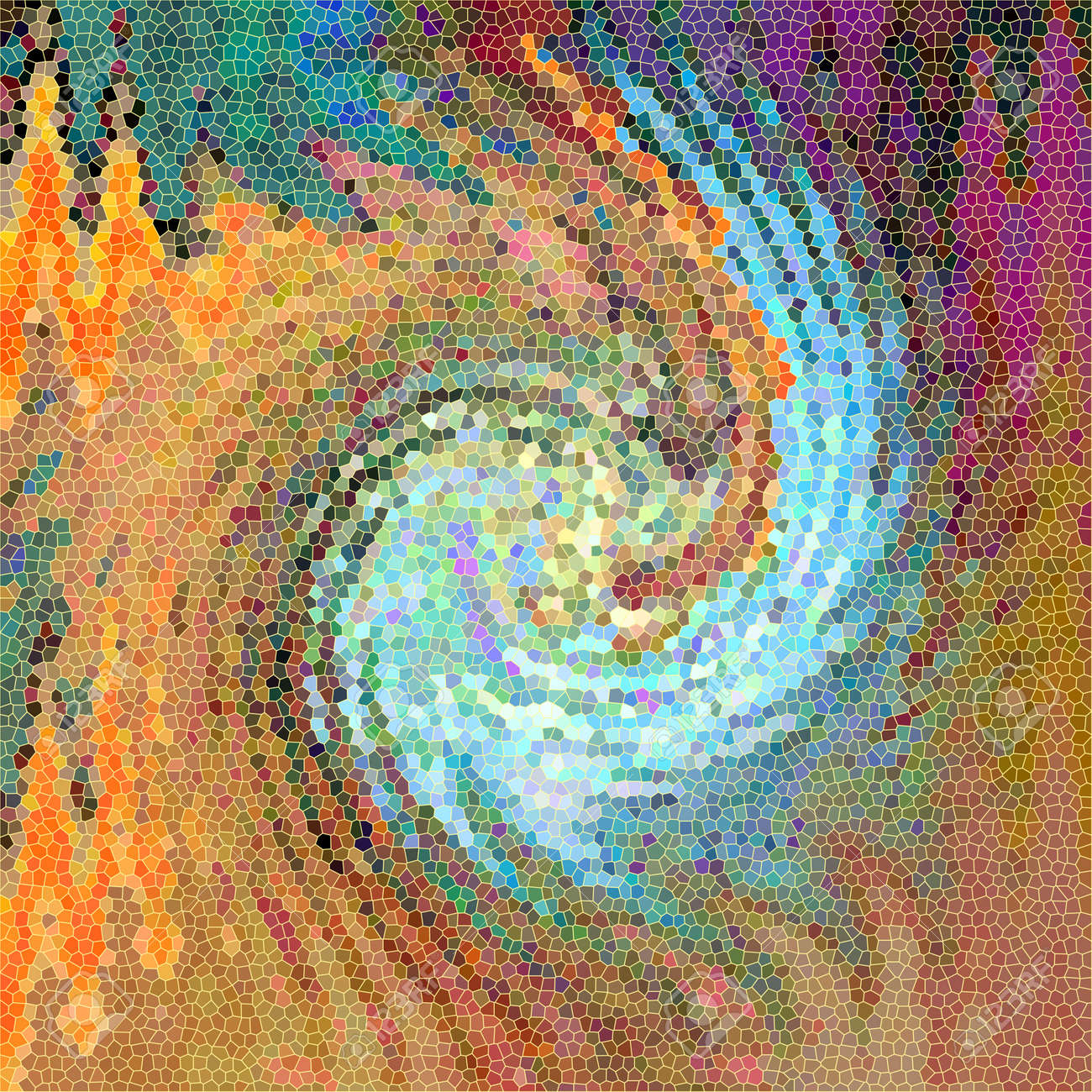Abstract Coloring Background Of The Gradient And Curved Lines ...