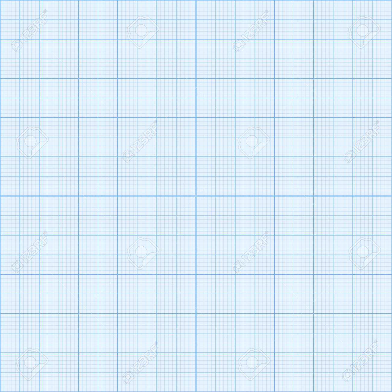 Real size blue  millimeter engineering paper Stock Vector - 16403211