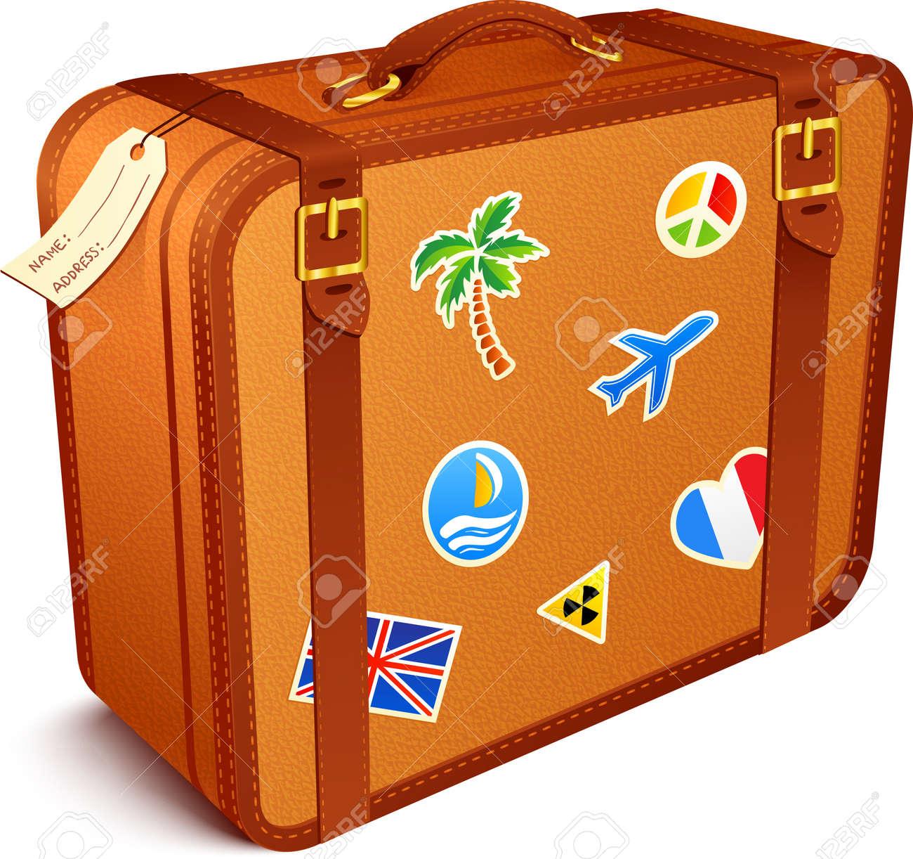 koffer clipart