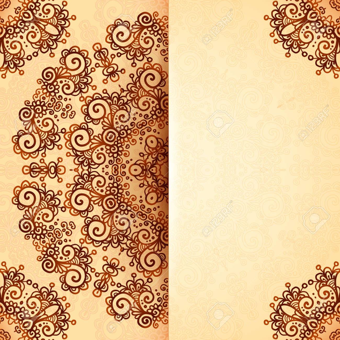 Henna Night Template Info App Henna U0027d Graphic Design