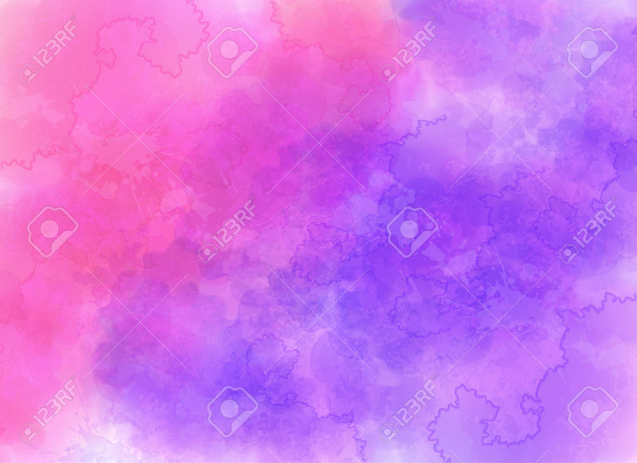 Purple and pink watercolor effect vector background royalty free purple and pink watercolor effect vector background stock vector 44338319 junglespirit Images