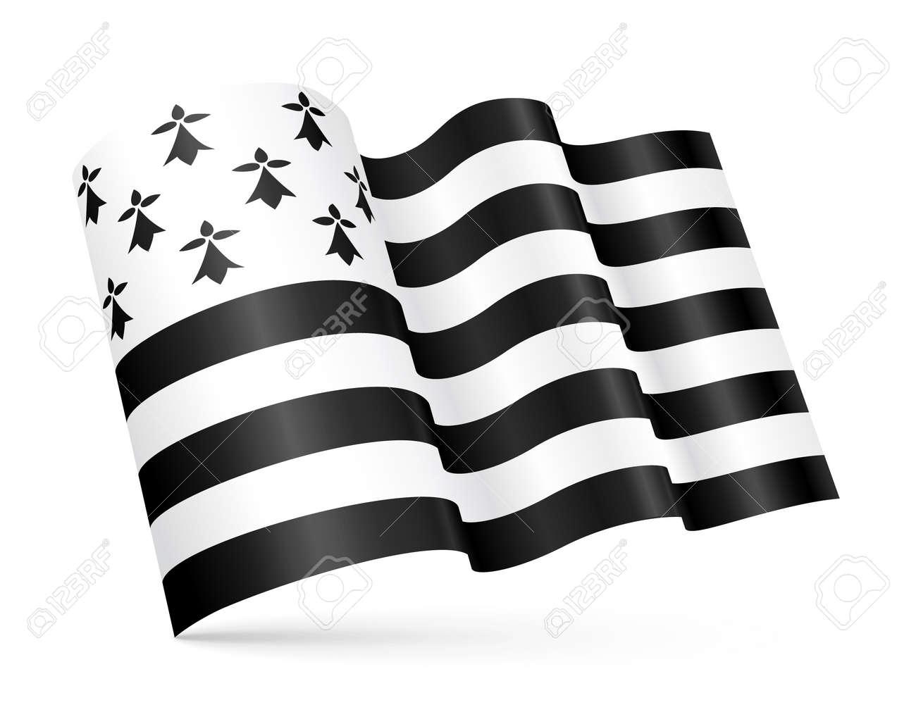 """Résultat de recherche d'images pour """"drapeau breton"""""""