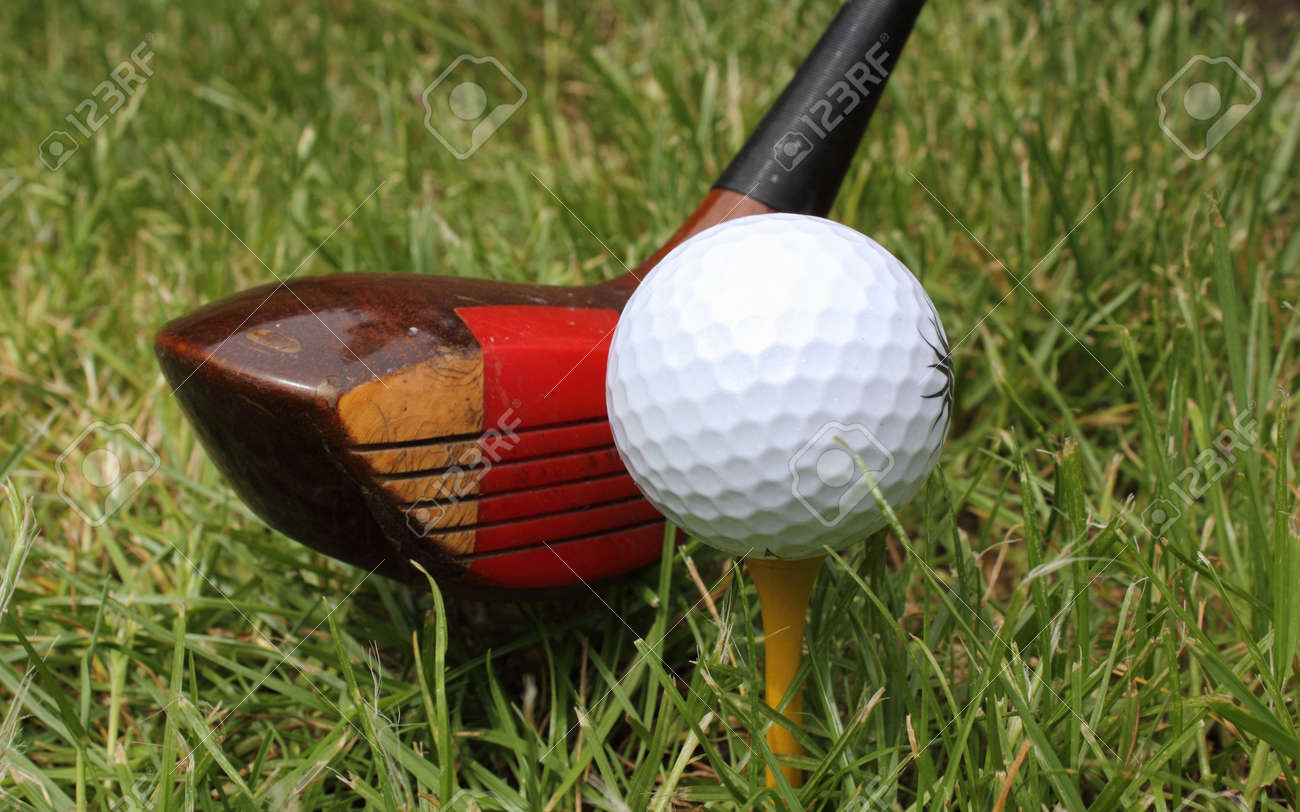 Golf Stock Photo - 17123417