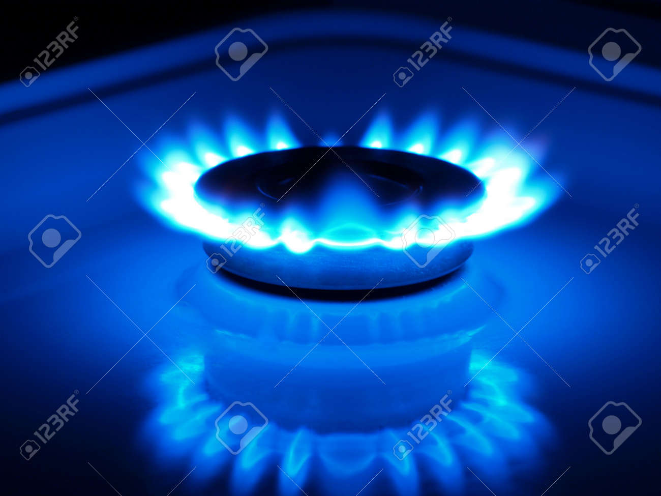 natural gas Stock Photo - 6871576