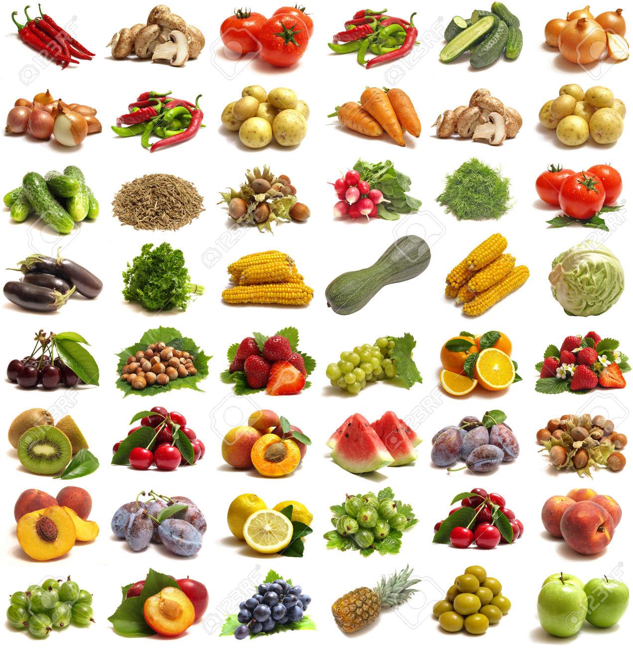 Obst Und Gemüse Lizenzfreie Fotos Bilder Und Stock Fotografie