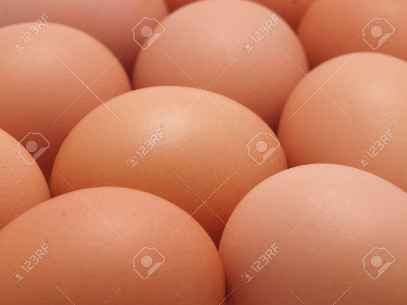Eggs texture Stock Photo - 18211363