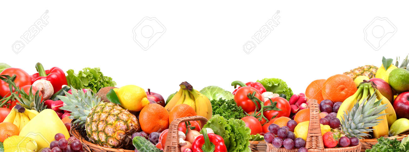 Fruit and vegetables - 63146744