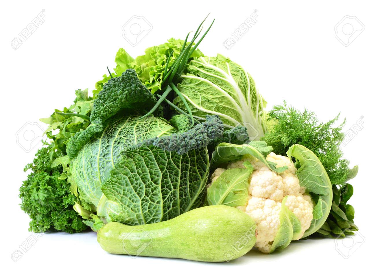 green vegetables - 65083258